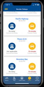 bc highways app open data BC