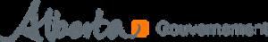 Alberta Government Logo French