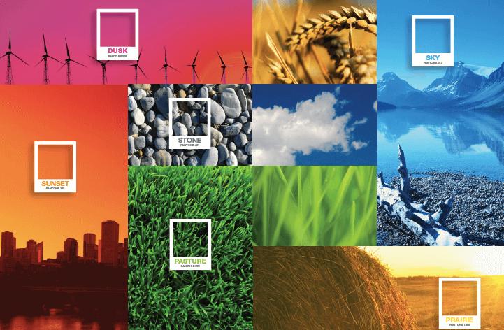 Government of Alberta Visual Identify Guide Colours