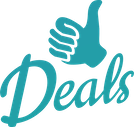 Logo for the Deals app which was built with Kotlin Multiplatform for the BC Federation of Students